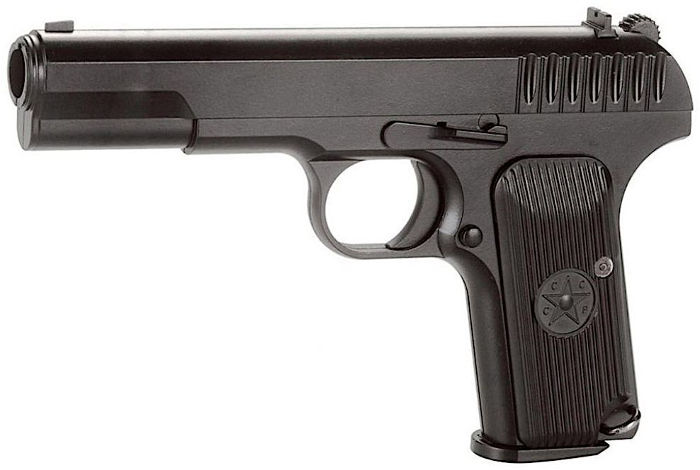KWC Model TT-33 CO2 SAO BB Pistol Left Side.jpg