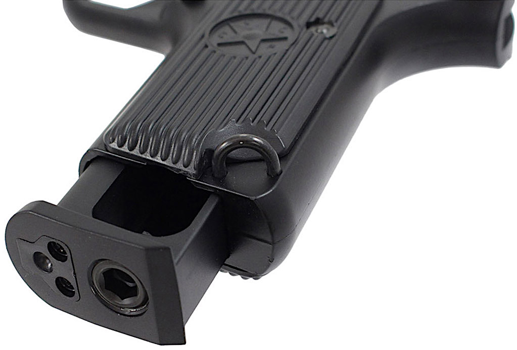 KWC Model TT-33 CO2 SAO BB Pistol Magazine Ejected.jpg