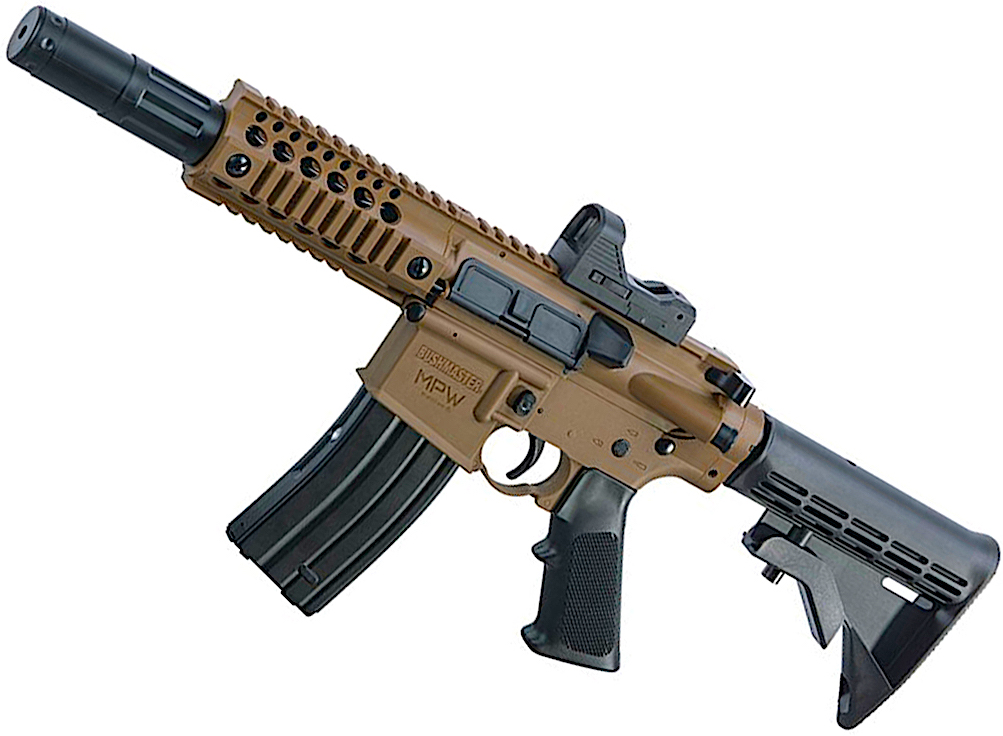 Crosman Bushmaster MPW Left Side Angle.jpg