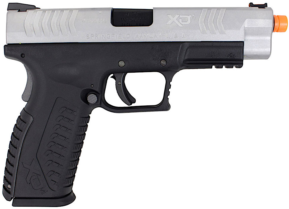 Air Venturi Springfield Armory XDM GBB Airsoft Pistol Right.jpg