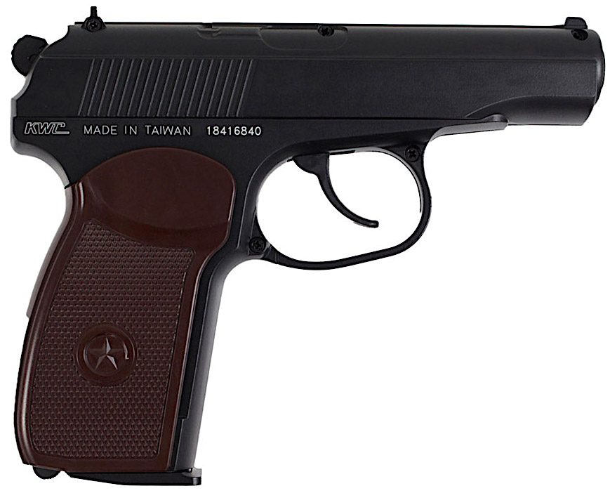 KWC Makarov PM CO2 NBB BB Pistol Right Side.jpg
