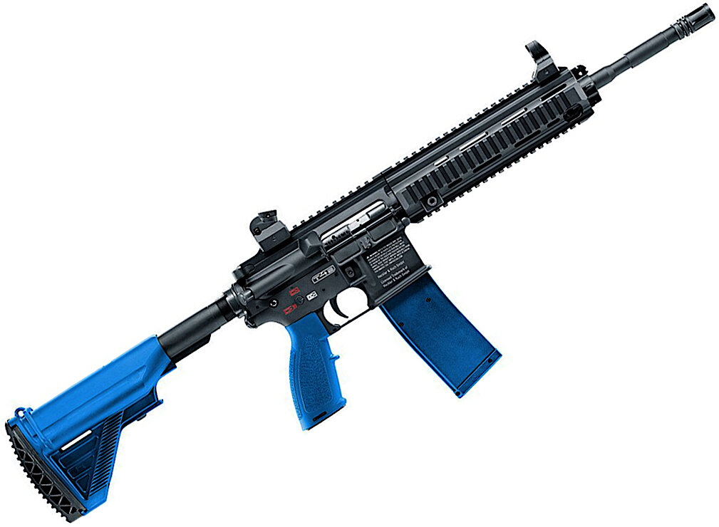 Umarex T4E HK 416 Training Marker Right Side Angle.jpg