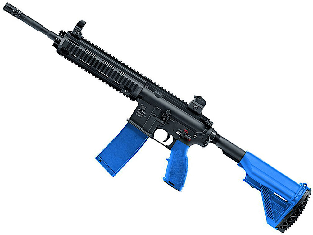 Umarex T4E HK 416 Training Marker Left Side Angle.jpg