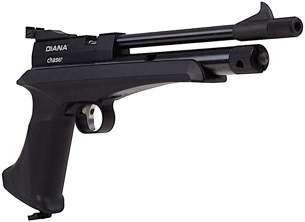 Diana Chaser CO2 Pellet Pistol Right Side Front.jpg