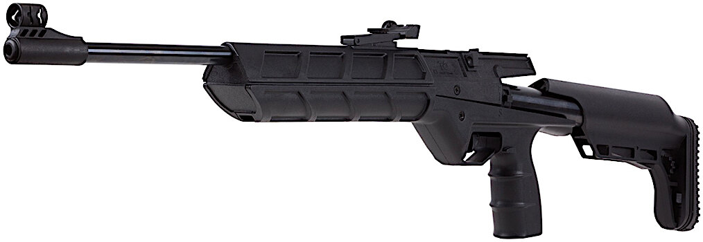 Air Venturie TR5 Pellet Rifle Black Left Side.jpg