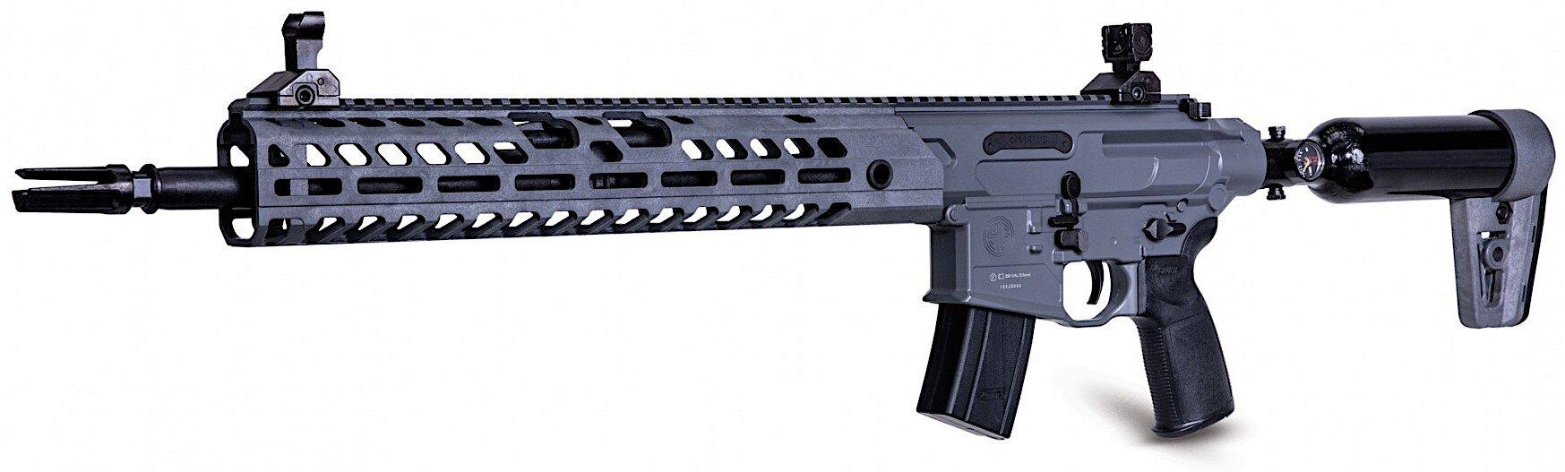 Sig Sauer Mcx Virtus Pcp 22 Caliber Pellet Rifle Field Test Review Replica Airguns Blog Airsoft Pellet Bb Gun Reviews