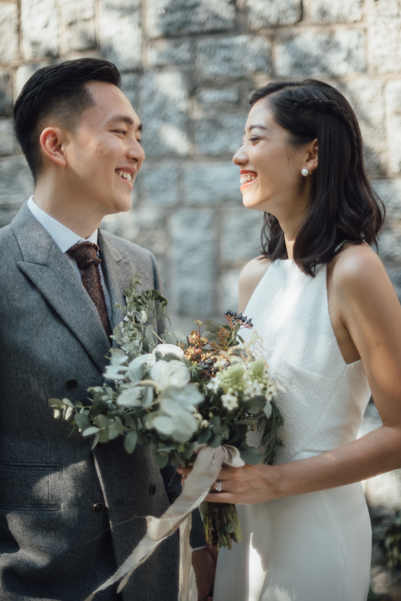 Caleb and Shiren, image courtesy of    Lauhaus Photography