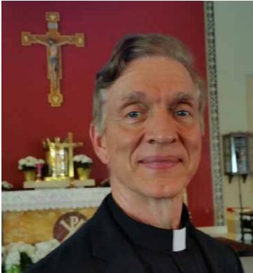 Fr. Robert Kirk   Parochial Vicar