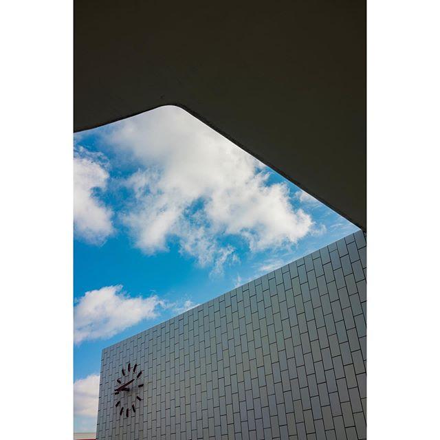 Arne Jacobsen in Copenhagen #thebrightsideofeu
