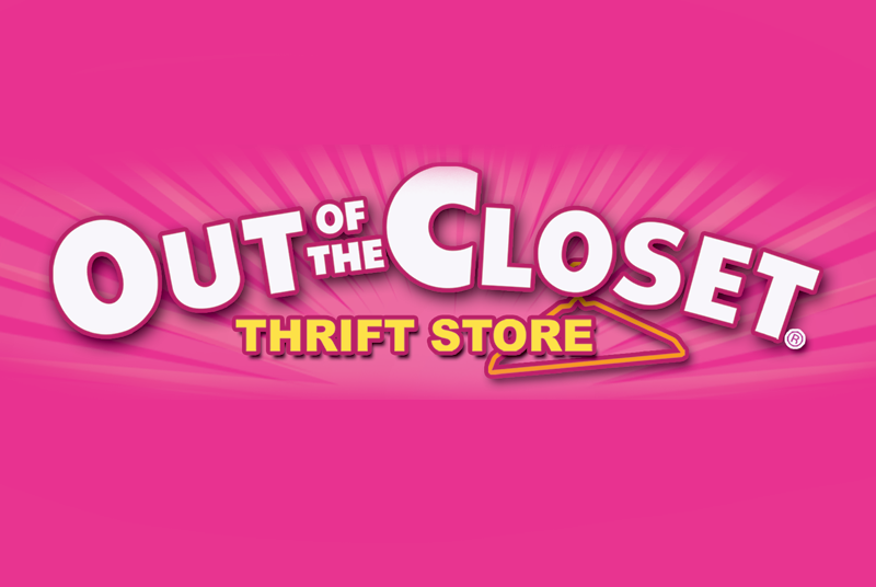 Out of the Closet Thrift Stores Nationwide - 2013 - 2014