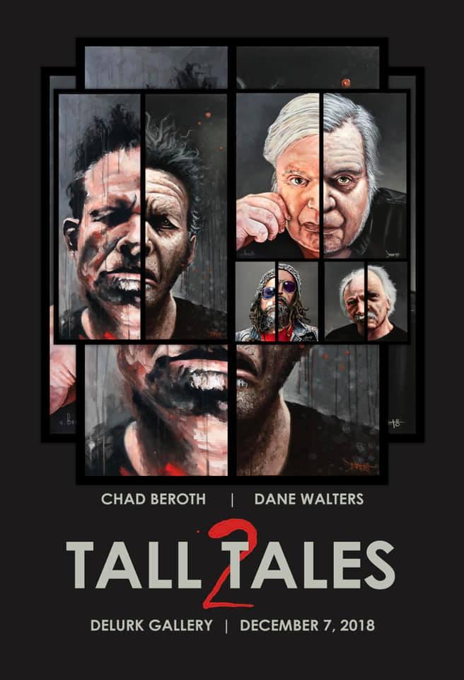 TALL TALES 2 - CHAD BEROTH   DANE WALTERS