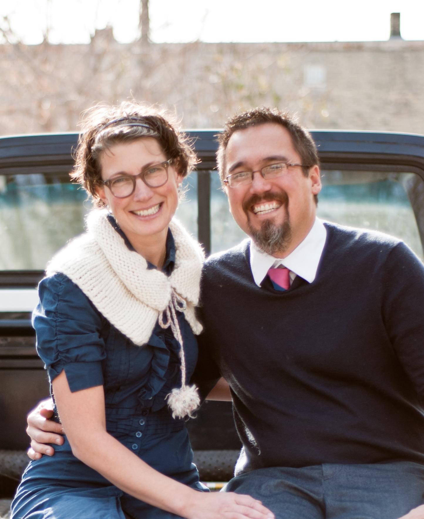 Tony and Jenn Tendero - Spiritual Dad/Mom