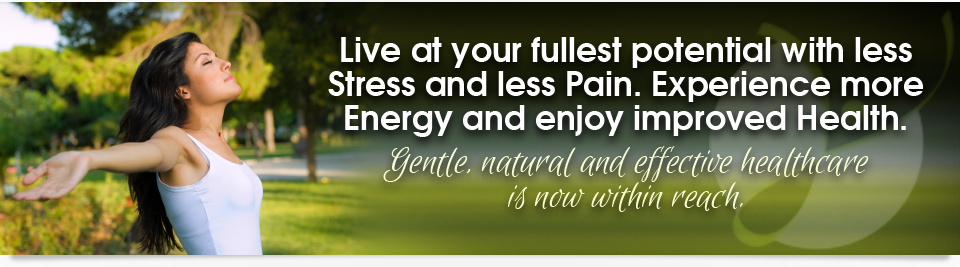 Experience more energy and enjoy improved health