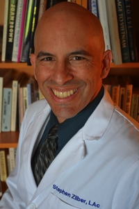 Stephen Zilber, LAc- Licensed acupuncturist and herbalist