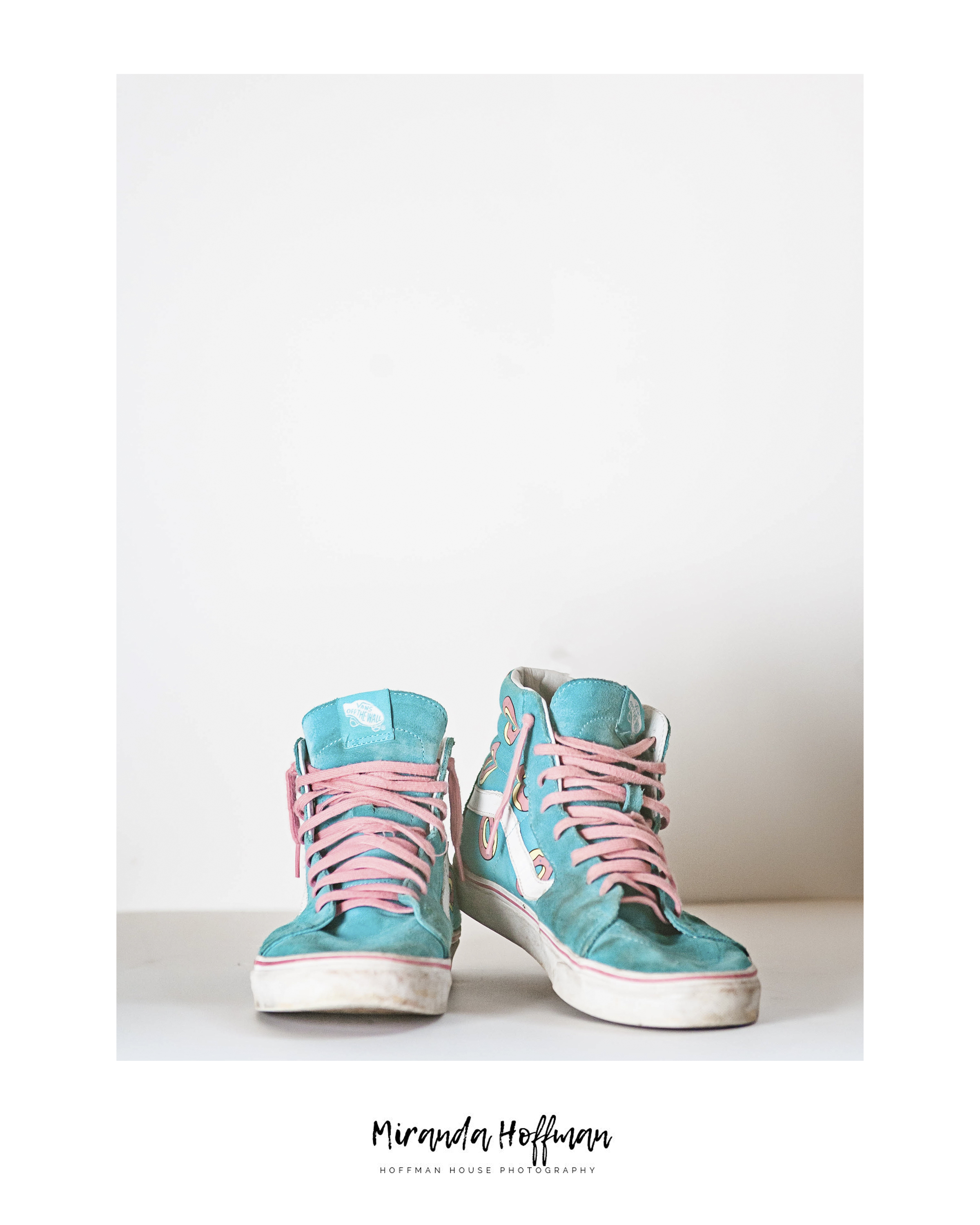 in your shoes - Color