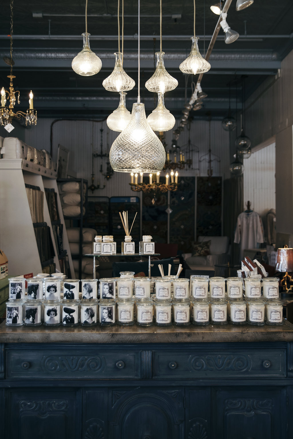 Pure Home Couture Display