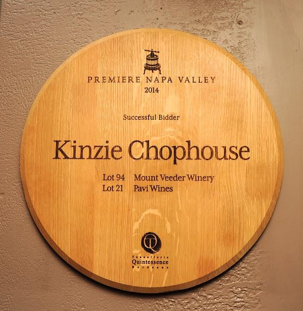 Kinzie Chophouse Steak 25 Years Anniversary Steakhouse Premiere Napa Valley Wine Auction Mount Veeder and Pavi Wines Successful Bidder.jpg