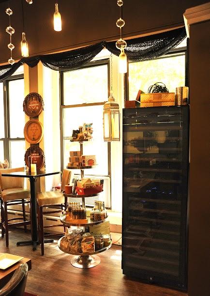 Kinzie Chophouse Steak 25 Years Anniversary Steakhouse Wine Huntress Wine Caves Large Windows Scenic View.jpg