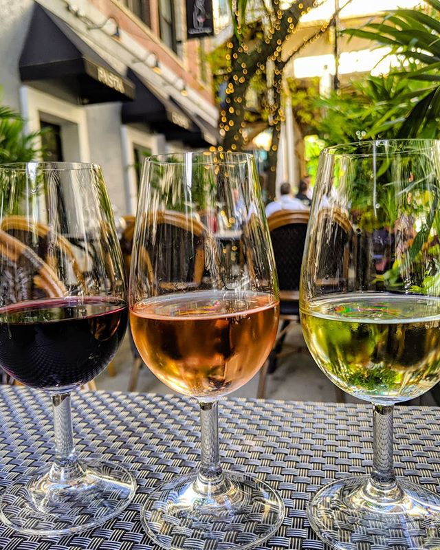 Wine Wednesday May 29th! Meet the maker of Tres Sabores Wines. Enjoy a flight and the weather! . . . . . #wine #winewednesday #winegeek  #chicagofoods #chicago #do312  #chicagofoodie #chicagofoodmag #chicagoeats #chicagofoodscene #chicagofoodauthority #chicagogram #chicagoeater #zagat #eater #foodandwine #bonappetitmag #infatuation #food #foodie #foodporn #foodgram #instafood #foodshare #nom #yum #steak #steakhouse #meat #chophouse