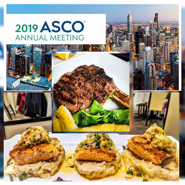 Welcome Back ASCO! . . . . . @ascocancer @mccormickplace #asco #ascoispy #ASCO19 #chicagofoods #chicago #do312  #chicagofoodie #chicagofoodmag #chicagoeats #chicagofoodscene #chicagofoodauthority #chicagogram #chicagoeater #zagat #eater #foodandwine #bonappetitmag #infatuation #food #foodie #foodporn #foodgram #instafood #foodshare #nom #yum #steak #steakhouse #meat #chophouse