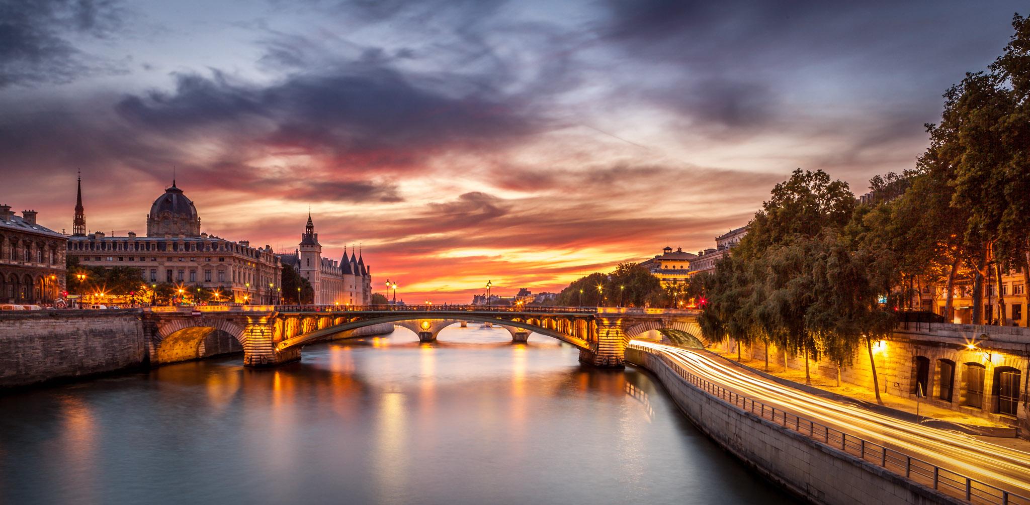 The Conciergerie Paris.