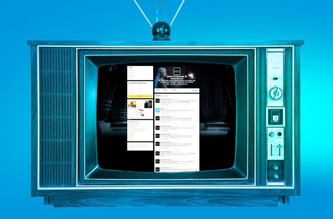 Turn on, tune in, retweet: How TV and the Internet melted into one world