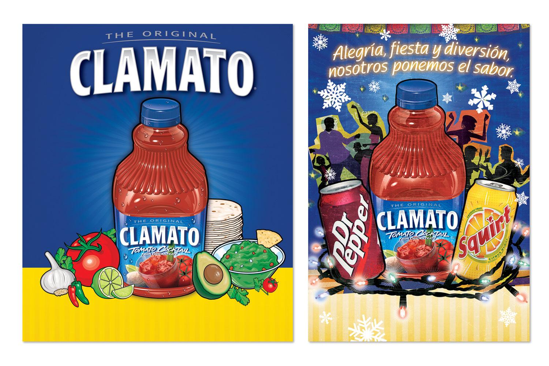 Client: Clamato / Pana Vista