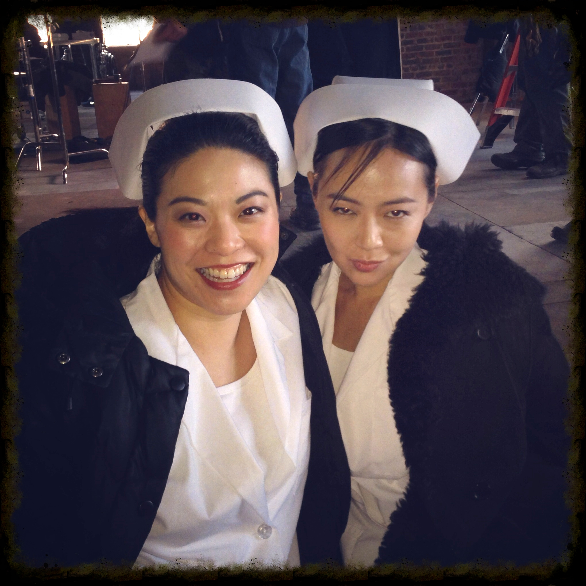 Nurses! Angel & me