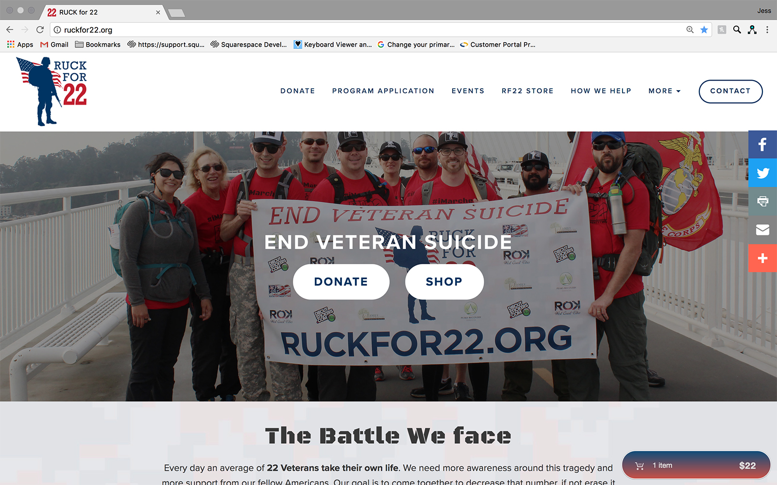 JAW Dropping Designs RUCK for 22 Website