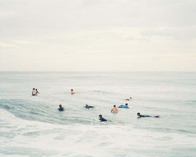 Waiting  by Ian Baguskas