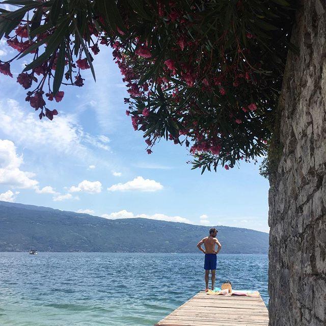 We found the secret beach ❤️