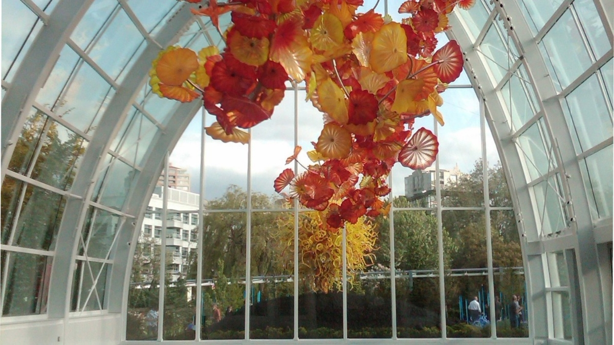 Chihuly Glass Museum - Owen Richards Architects