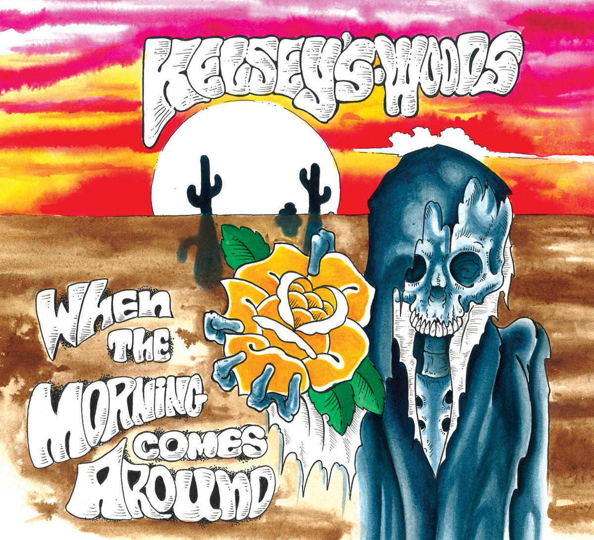 Click here to listen to Kelsey's Woods' new album When the Morning Comes Around