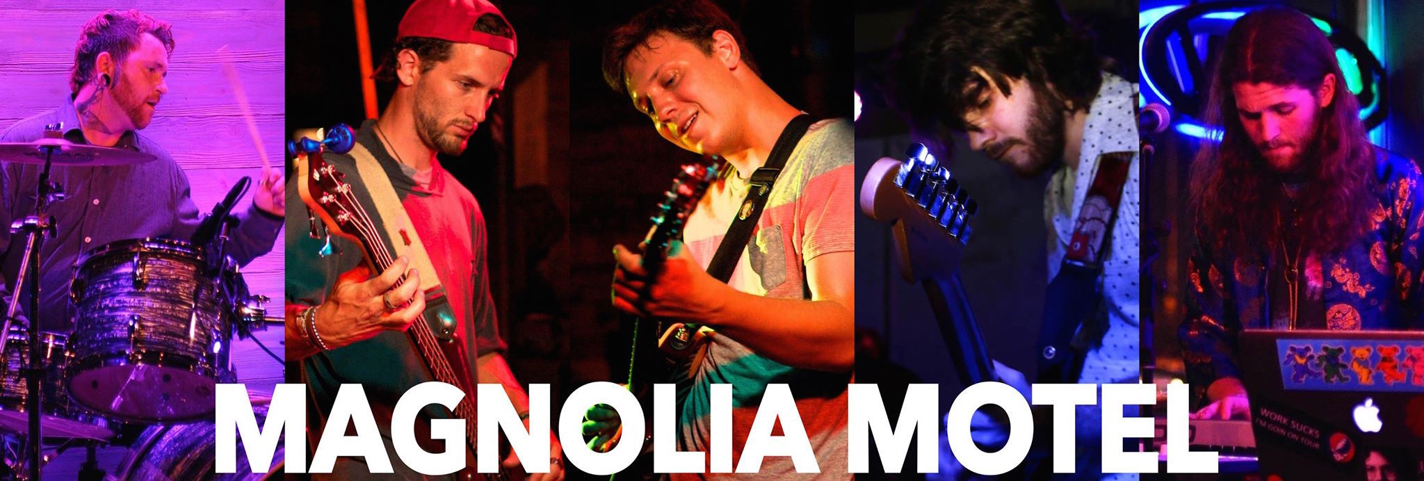 Click here to use your code for your FREE download Magnolia Motel's EP  Big Big World !