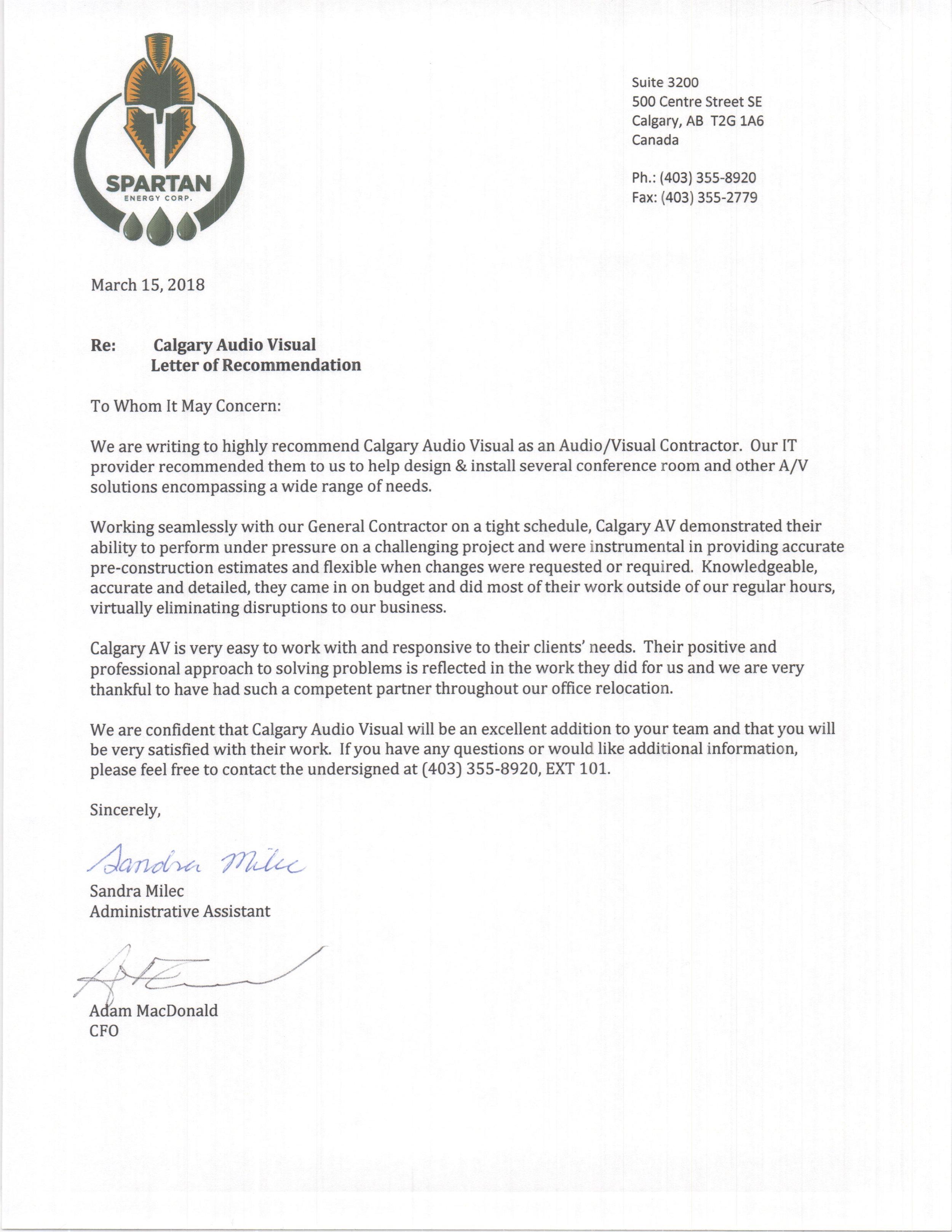 Spartan - CalgaryAV - Letter - Mar15-2018.jpg
