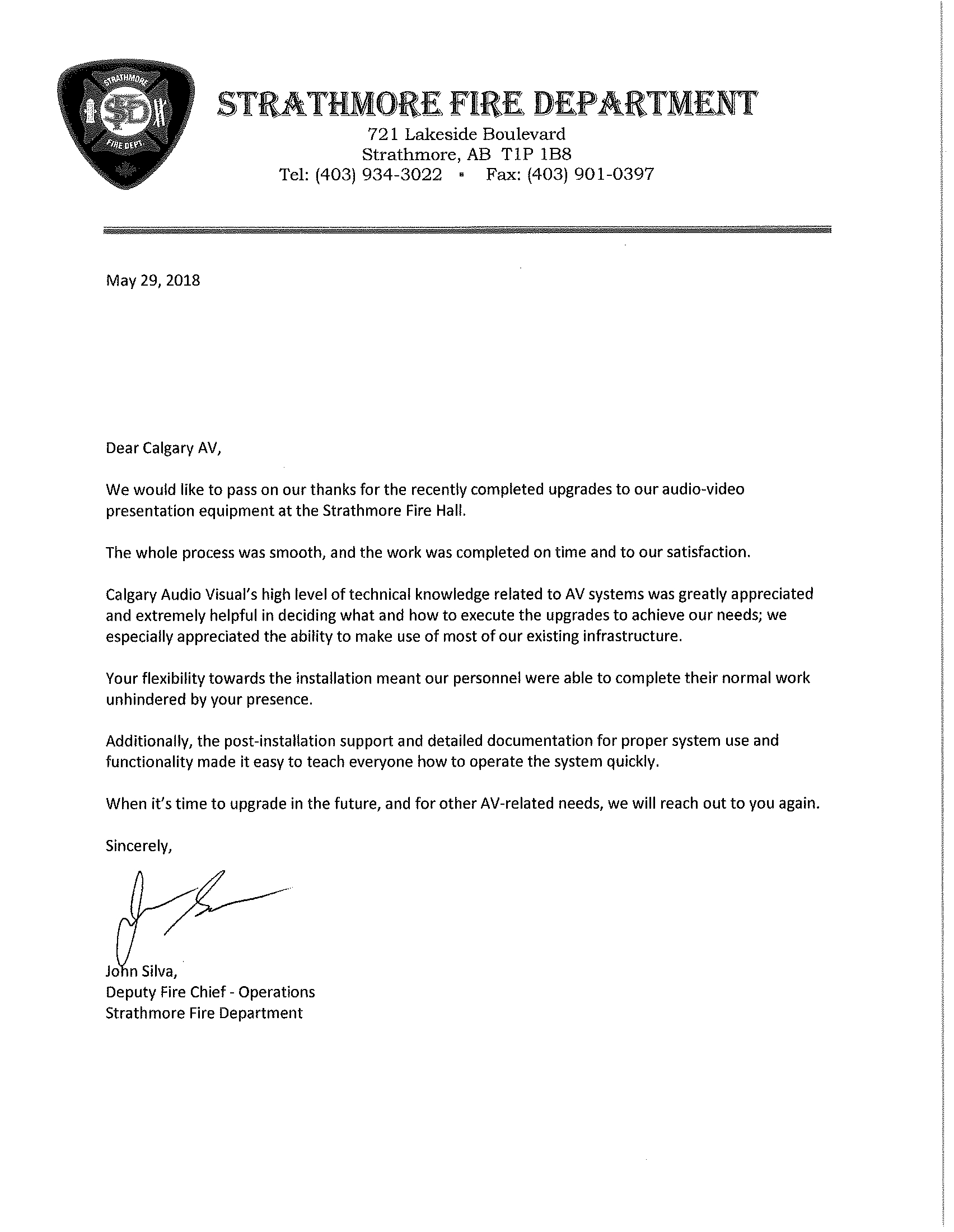 Strathmore Fire Hall Letter - May29-2018.jpg