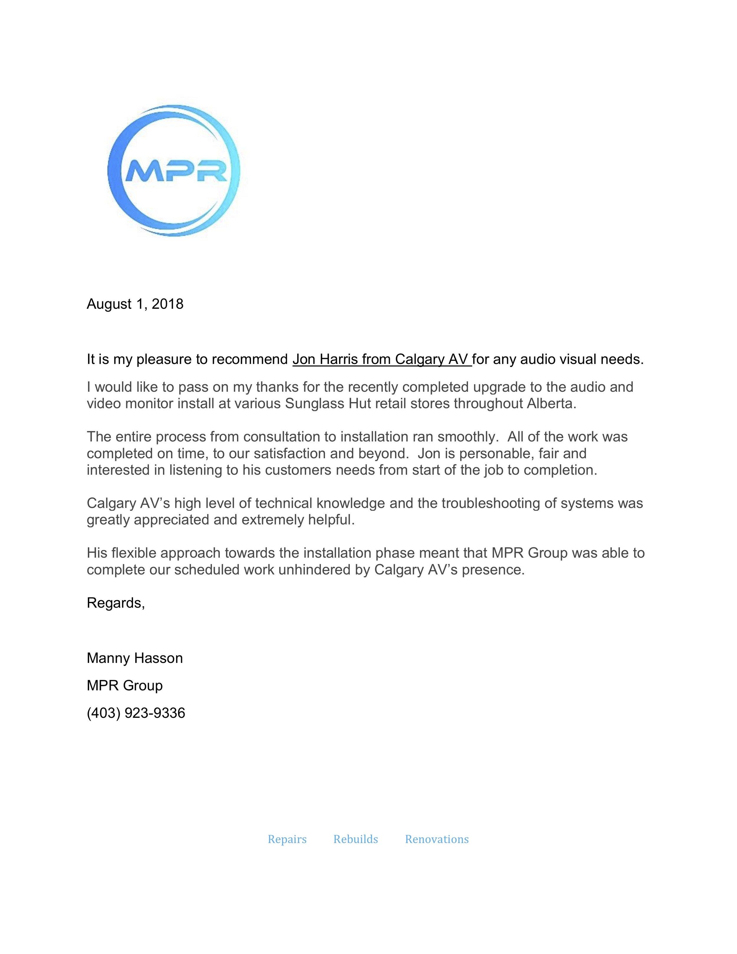 MPR Group    CALGARY AV.jpg