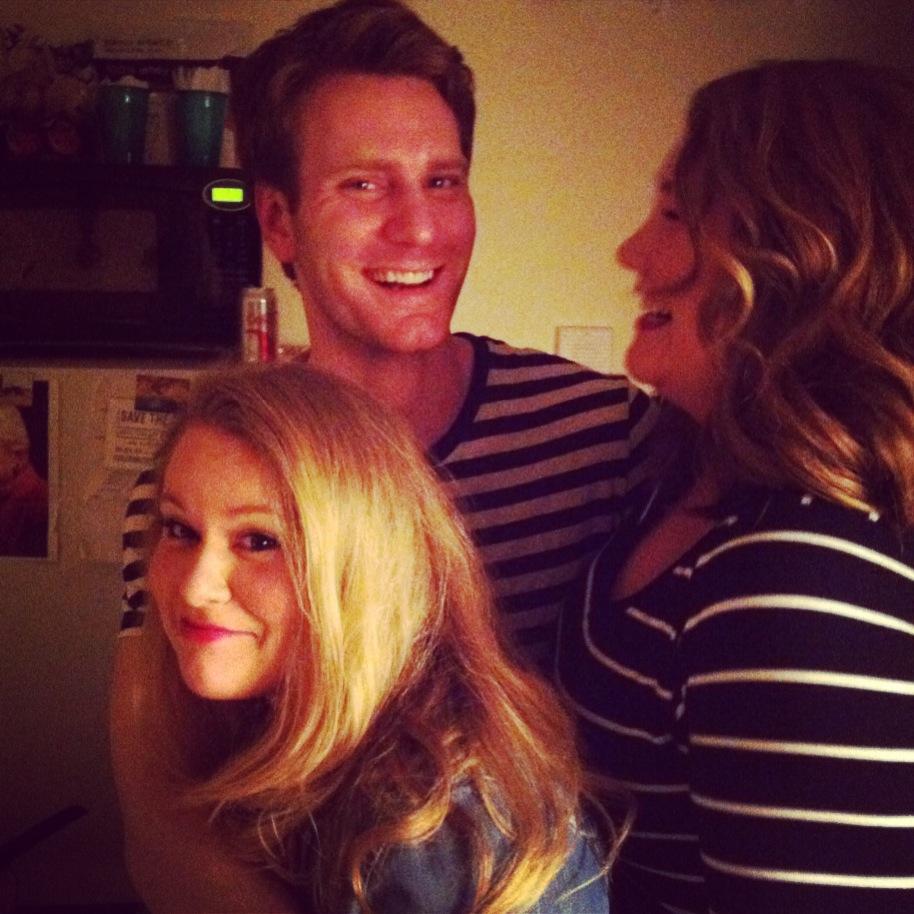 Team Makehouse: Erin Debold, Mark Junek, Erin Byrne