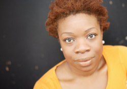 Mfoniso Udofia     MFONISO UDOFIA is a 2013 Sundance Theatre Lab playwright, one of The New Black Fest's 2012 Writing Fellows and she is a 2012-2013 Writing Fellow with both Playwrights Realm and Rising Circle's INKTank. She has also been a semifinalist for the Eugene O'Neill National Playwright's Conference. She received this distinction with her plays The Grove (2012) and Sojourners (2013). She has also been a semifinalist for the Page 73 Playwrights Development Programs and was a finalist for the 2013 Many Voices Fellowship. Please follow her at @mfudofia and check out her site www.mfonisoudofia.com for the latest news.