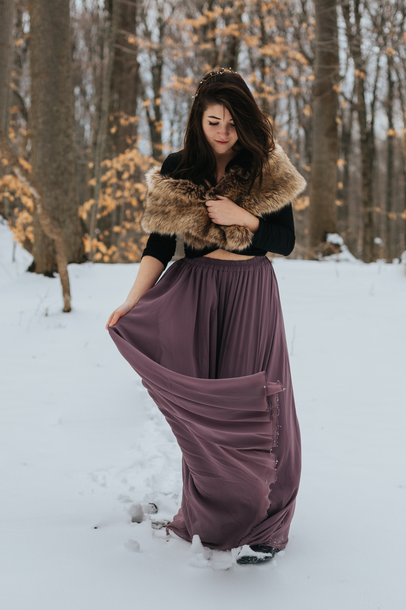 wind-swept-dress-photography-columcille-megalith-park