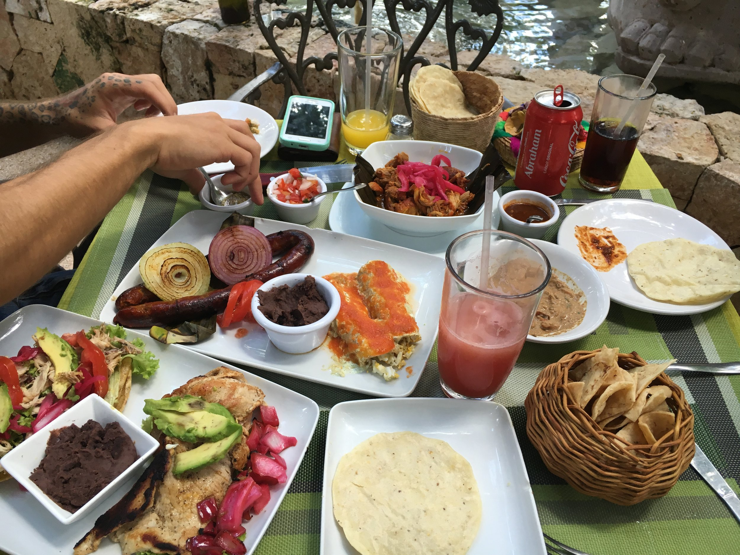 vallodolid-mexico-lunch-photo