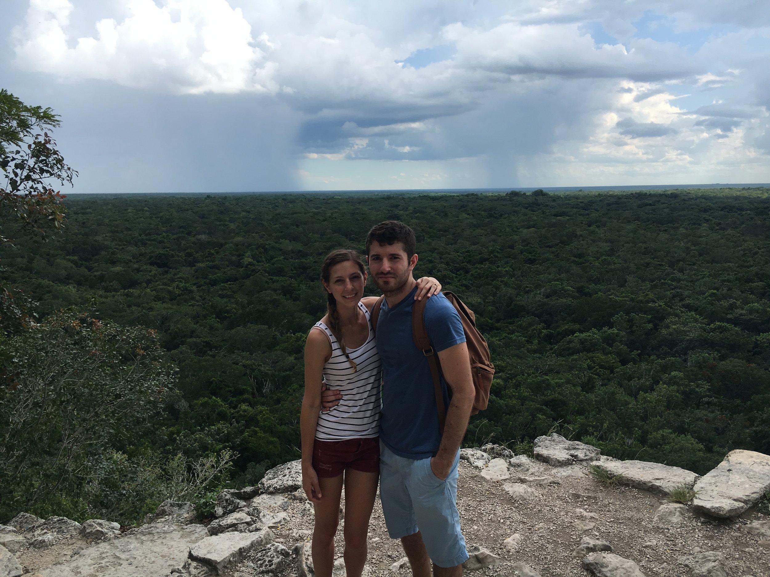 top-of-coba-pyramid-mexico
