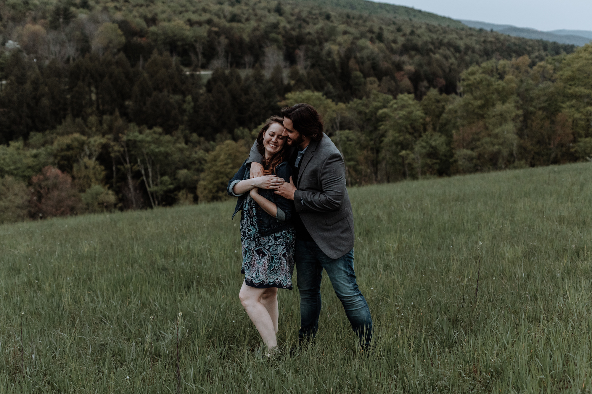 lehigh-valley-blue-hour-dusk-engagement-session-photography