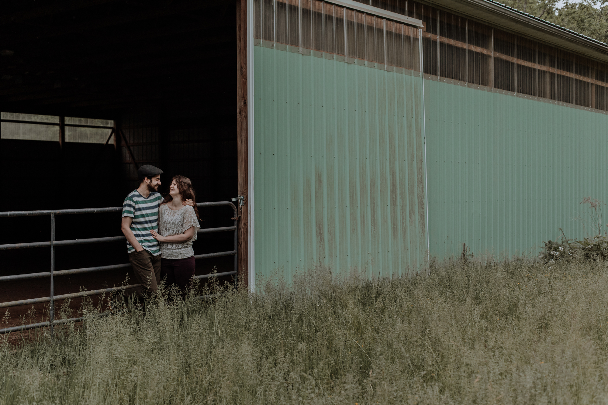 Elverson-pennsylvania-engagement-photography