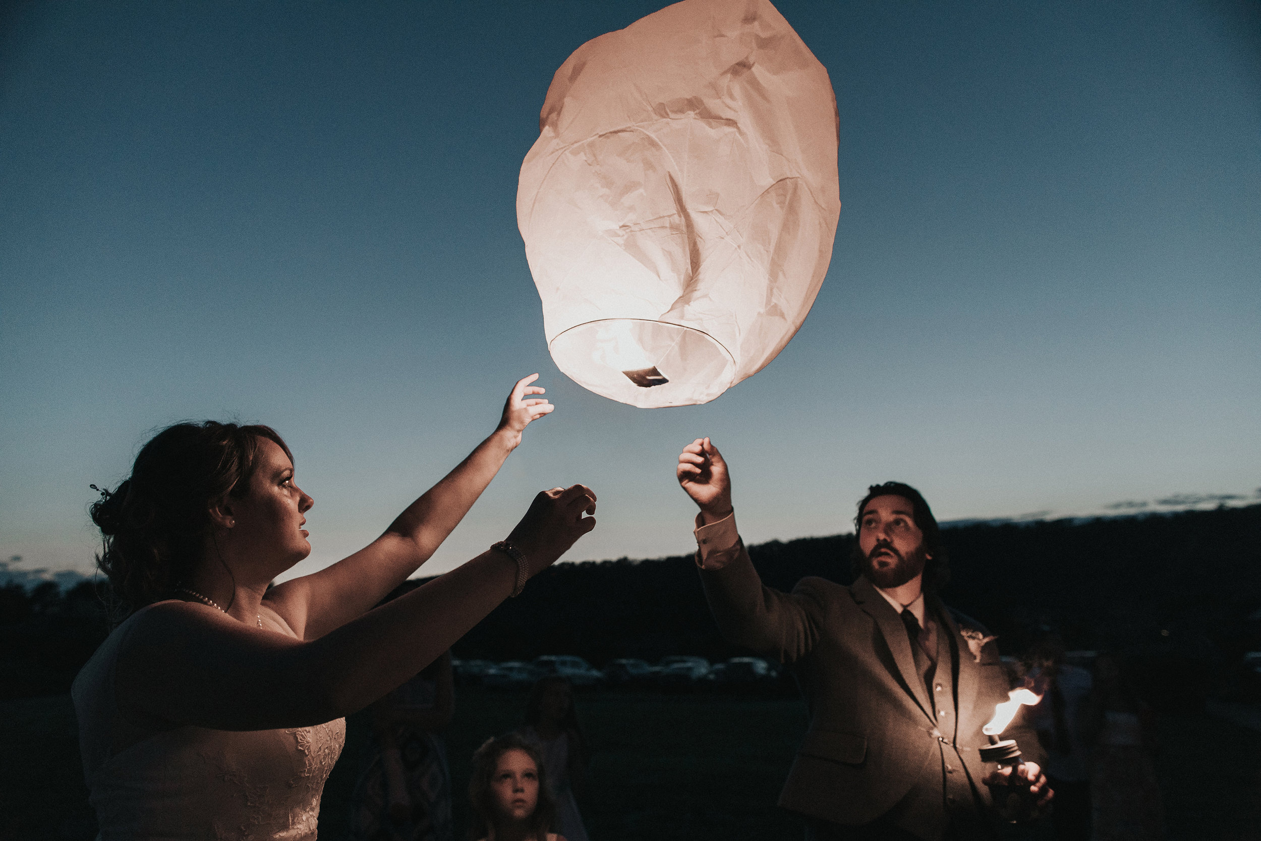 lv-pa-lantern-sendoff-wedding-photograohy