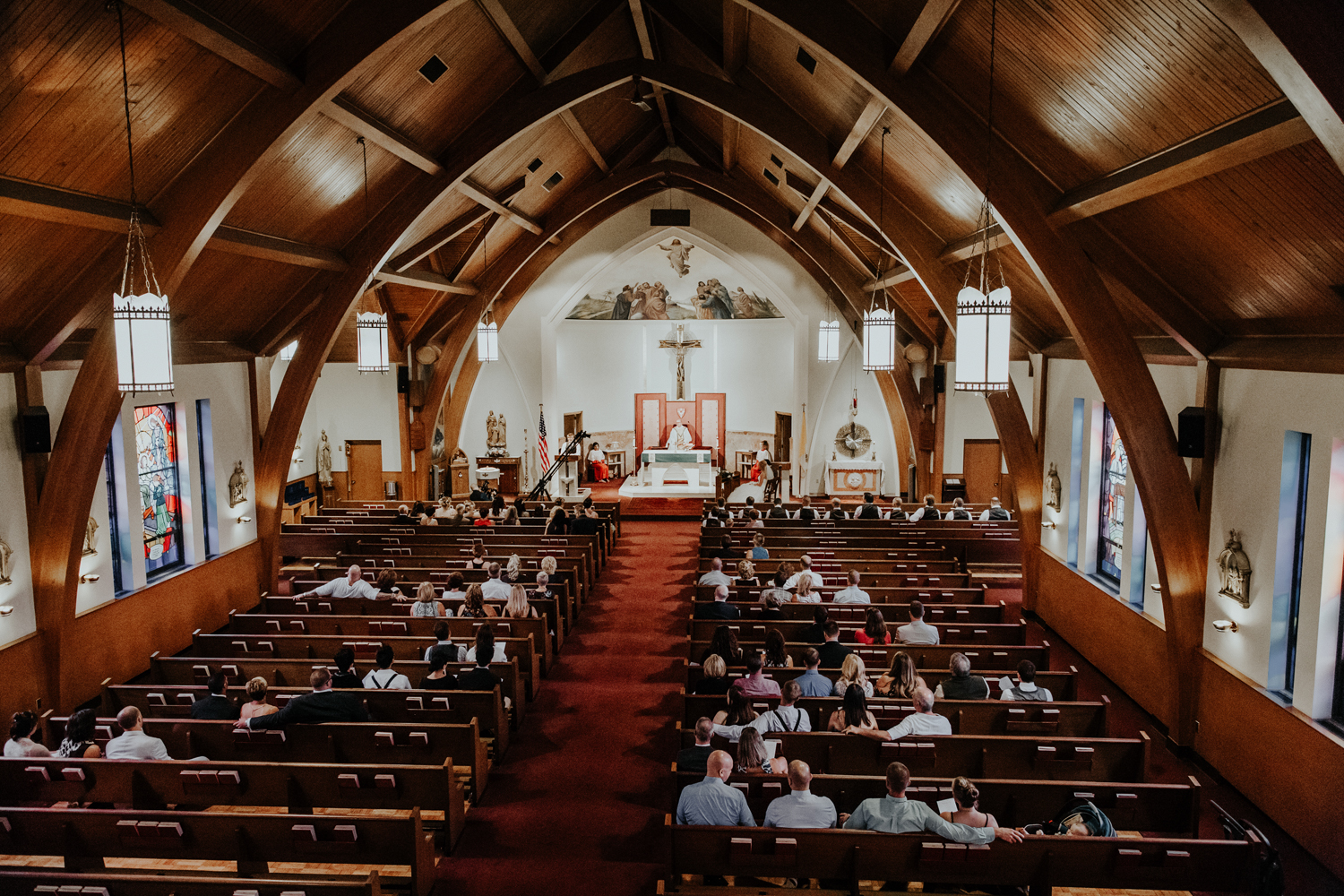 st-theresas-wedding-ceremony-church-hellertown-pa