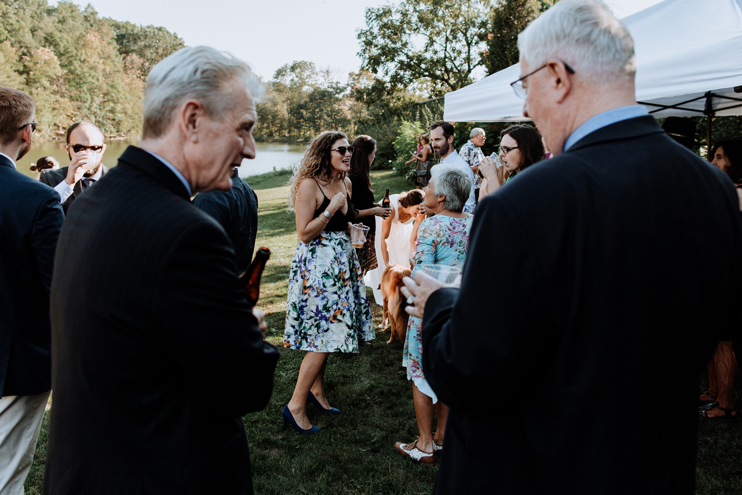 candid-lehigh-valley-wedding-cocktail-hour-photography-3