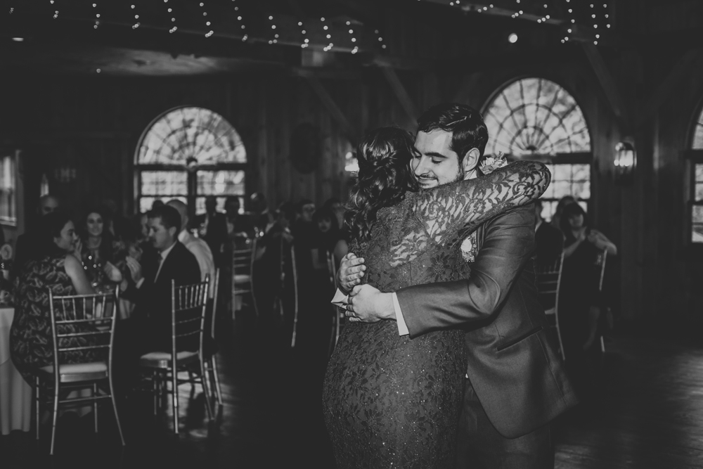 kings-mills-wedding-reception-photography-mother-son-dance