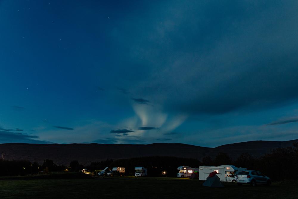 iceland-aurora-borealis-hamrar-campsite-akureyri