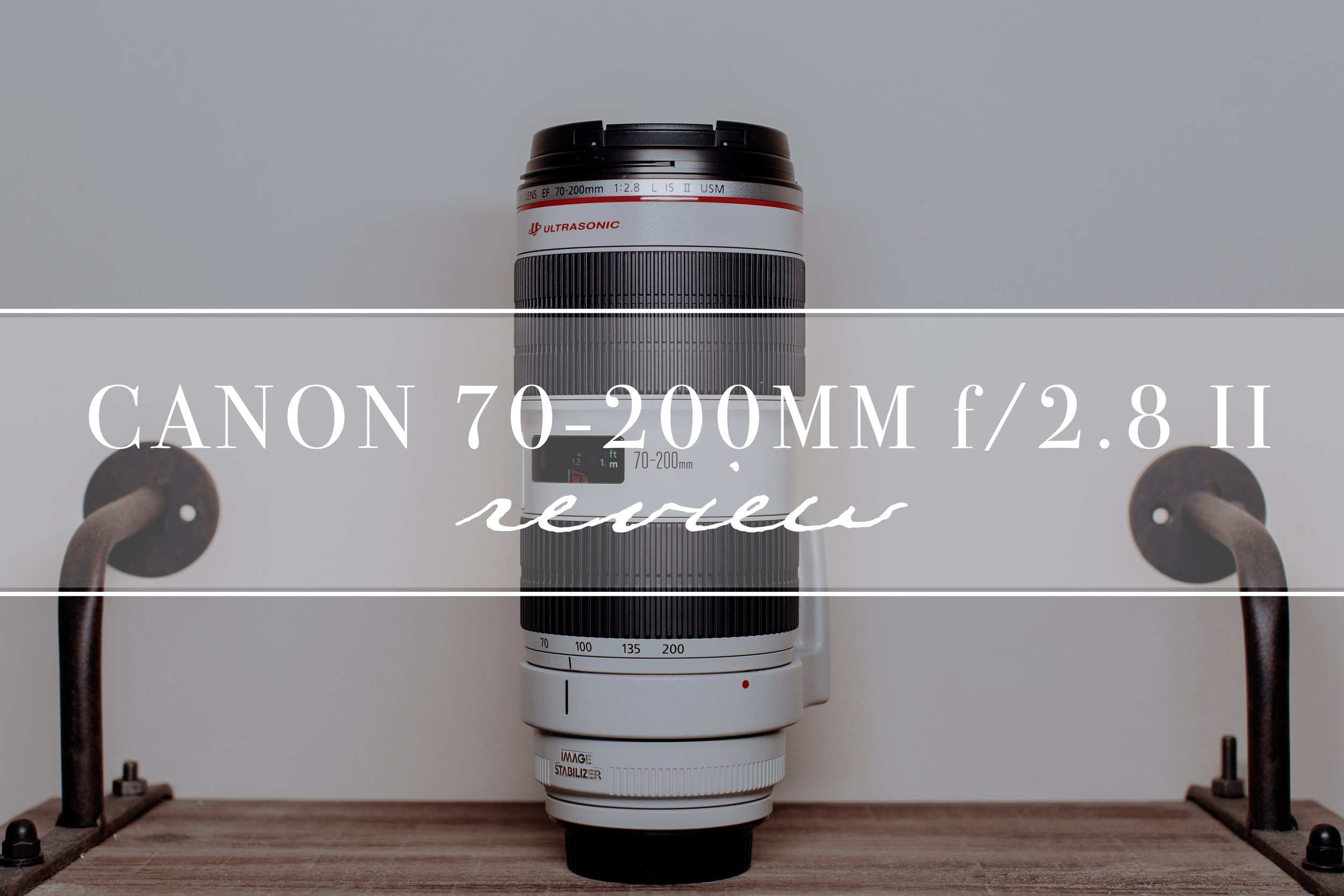 Is the Canon EF 70-200mm f/2 8L IS II USM Telephoto Zoom Lens the
